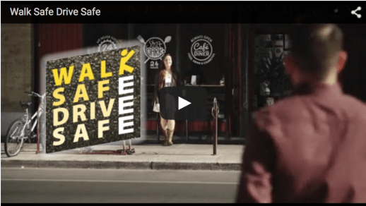 Pedestrian Safety PSA
